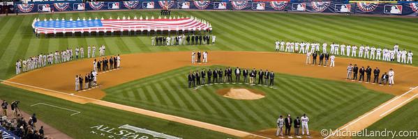 The Pre-Game Ceremony
