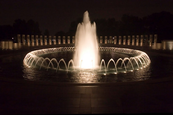 The National World War II Memorial Washington D.C. June 14th, 2006