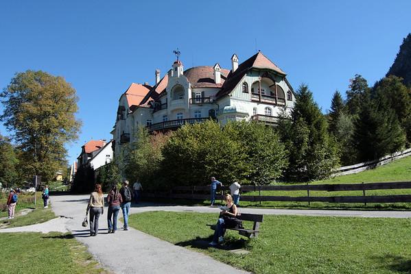 2007; Fussen, Germany