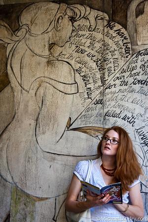 Alyssa - (c) 2009 Michael Landry Photography