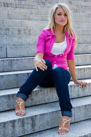 Jessica - (c)2008 Michael Landry Photography