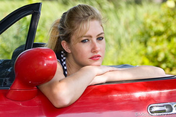 Paige - © Michael Landry Photography