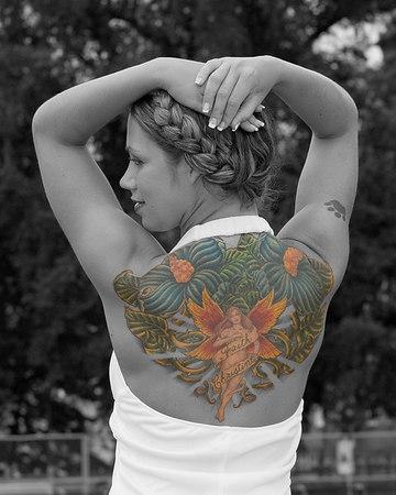 Nikki, Summer 2006