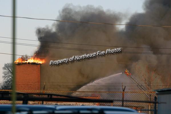 Pawtucket- Mill Fire-11/14/2003
