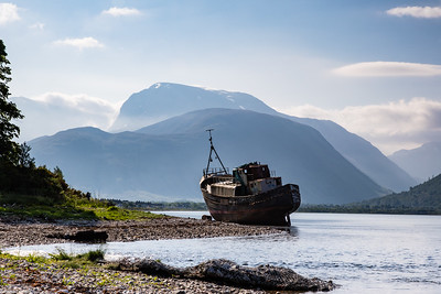 The Ben from Corpach