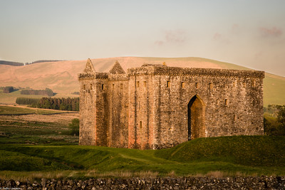 Hermitage Castle After Hours