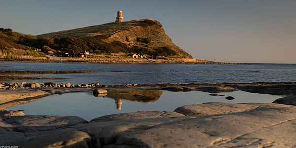 Clavell Tower Reflected
