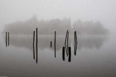 Derwent Isle in the Mist