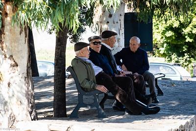 The Old Men of Oliena - Morag
