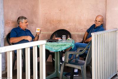 Orgrosolo Cafe - Morag