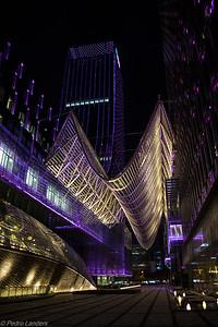 Suzhou Architecture at Night