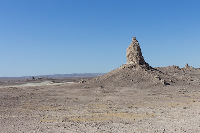 Trona, Pinnacles