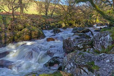 Anton - Plym downstream from Cadover