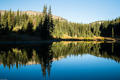 Shadow Lake Reflections