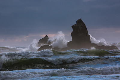 Canon Beach and the Power of the Pacific