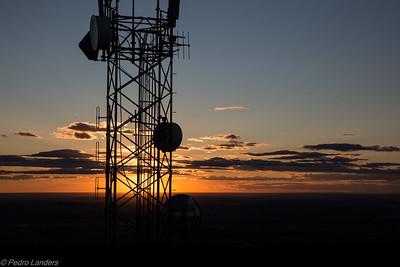 Sunset on Steptoe Butte Summit