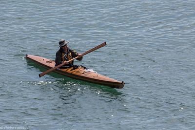 Old School Kayaking