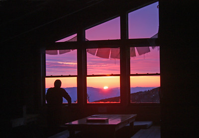Crag Camp - White Mountains