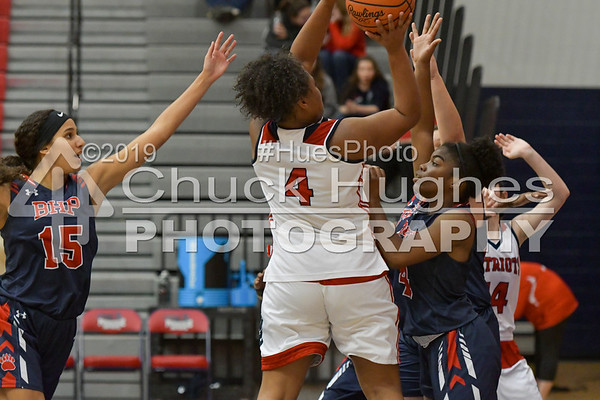 2017 PVHS V Girls Basketball vs BHP