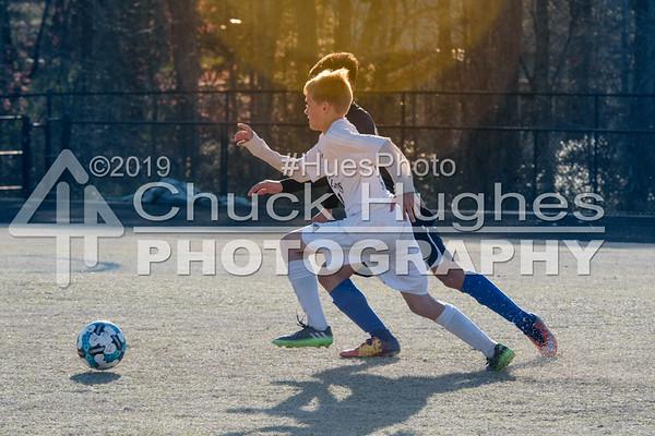 2018 PVHS Boys JV Soccer vs Seneca
