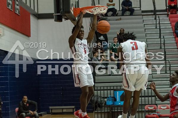 2018 PVHS Boys Varsity Basketball vs Palmetto