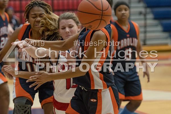 2018 PVHS Girls V Basketball vs Carolina