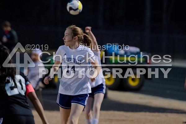 2018 PVHS Girls V Soccer vs Berea