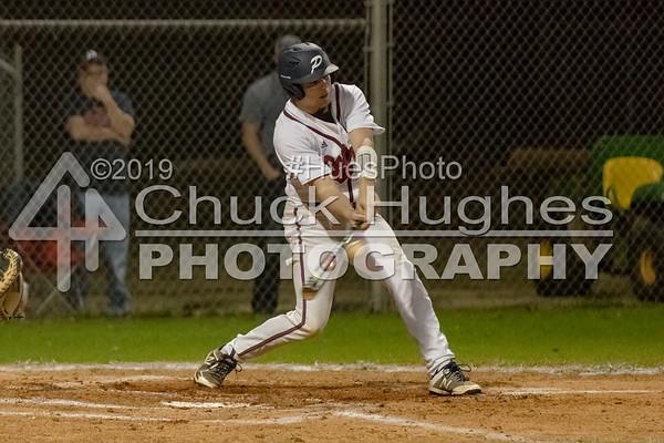 2018 PVHS V Baseball vs Pickens