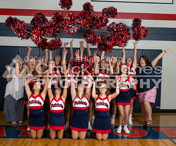 2017-2018 PVMS Fall Booster Pictures