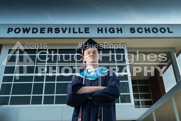 Evan Hasting's Senior Pictures