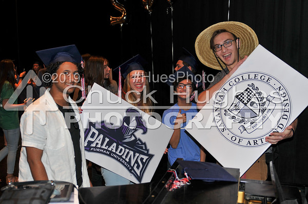2016 PVHS Senior Recognition Day