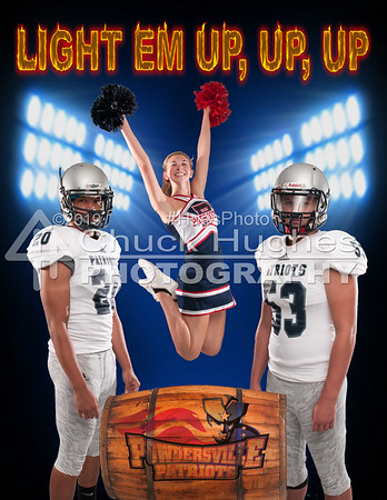 PVHS Fall 2015 Booster Club Photographs