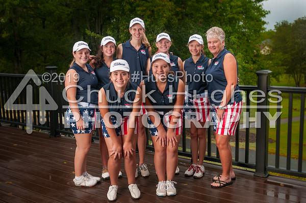 PVHS Lady Patriots Golf Invitational