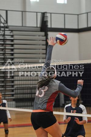 PVHS Volleyball vs Carolina