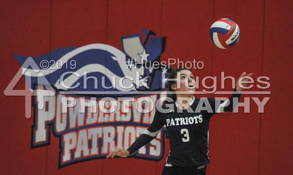 PVHS Volleyball vs Landrum
