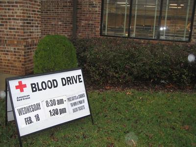 Blood Drive 08-09