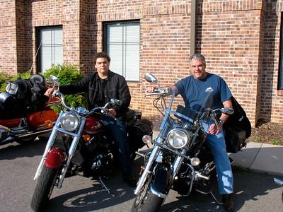 Ride for GCA 2012