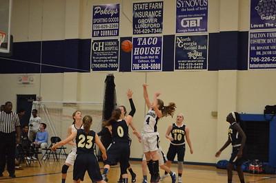 Girls Basketball 15-16