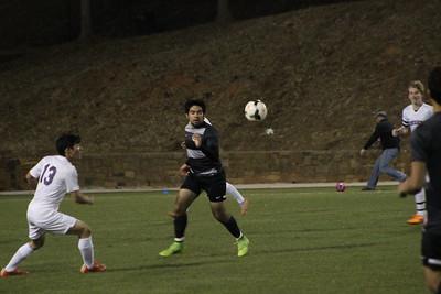Soccer Game GCA vs Knights 2015-2016