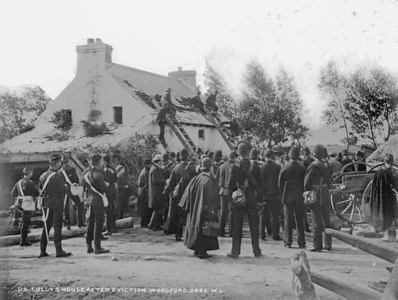 Eviction Co Galway 1900