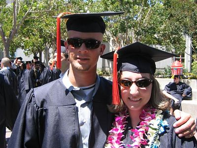 Cal Poly Graduation
