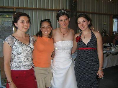 Michelle Cottrell's Wedding