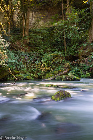 Lacamas Creek