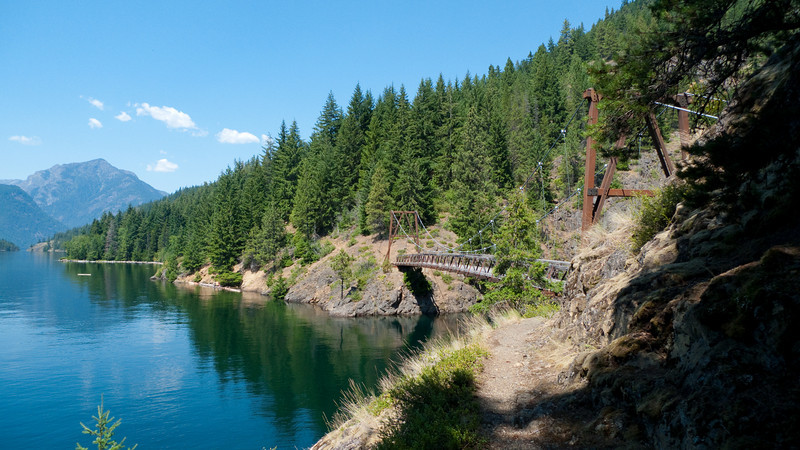Lightning Creek Bridge