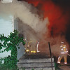 Colchester Fire, Make a push on a fabric store arson fire.