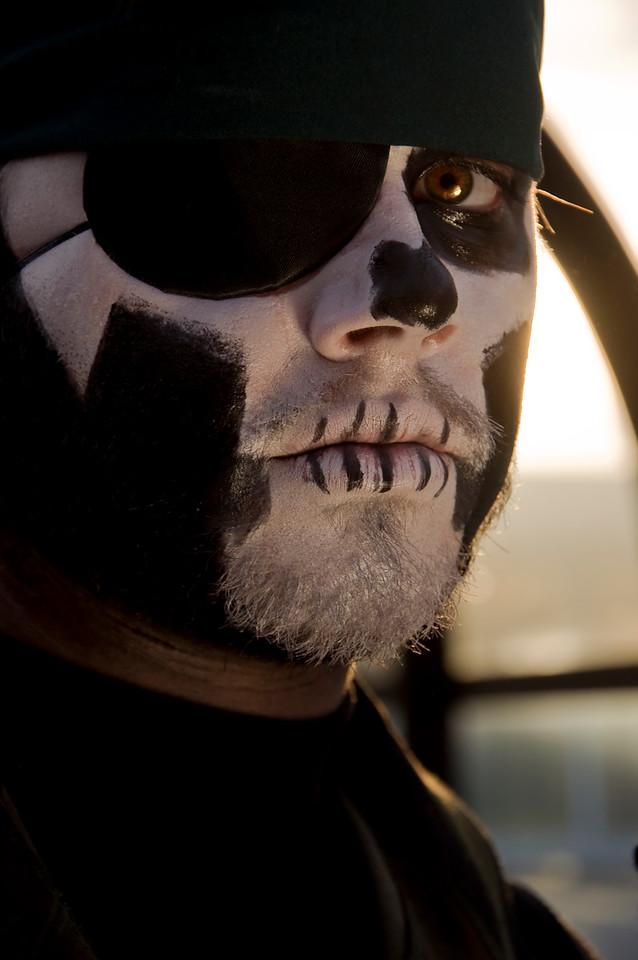 Cosplayer Dadderface (Acen 2010)
