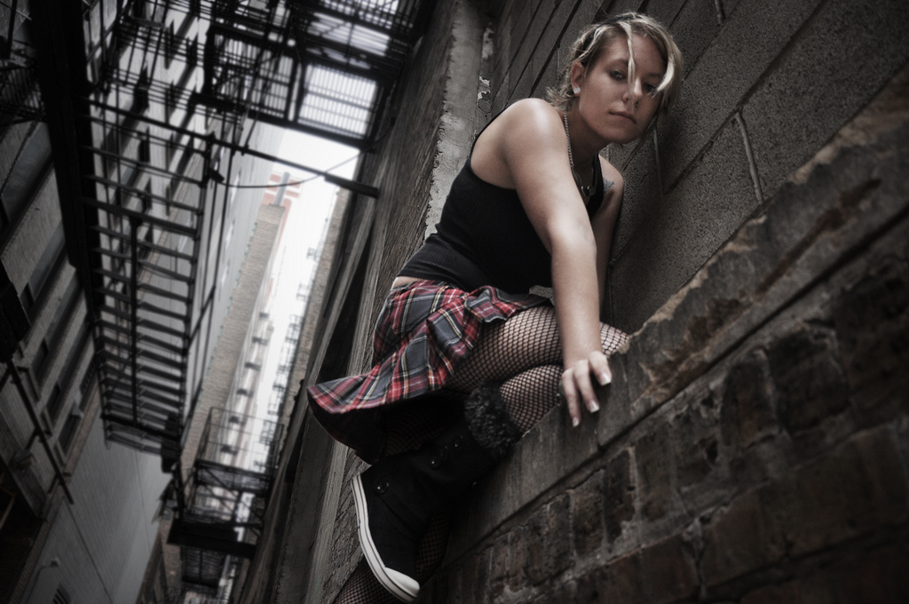 Model: Sabrina
