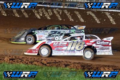 Randy Weaver (116) & Jason Feger (25)