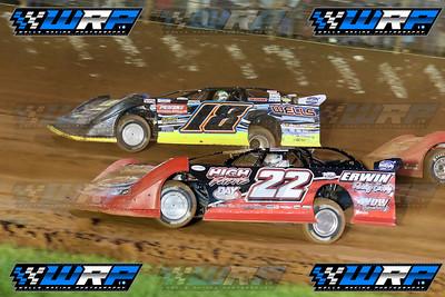 Russell Erwin Jr (22) & Eric Wells (18)