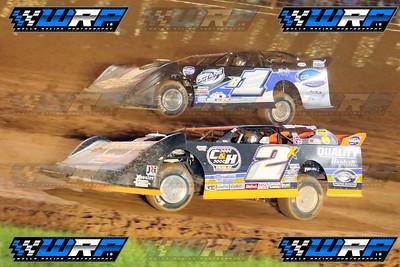John Henderson (2X) & Kerry King Jr (B1)